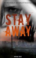 Okładka książki - Stay Away