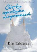 Okładka ksiązki - Córka opiekuna wspomnień