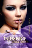 Okładka książki - Tajemnice Gwen Frost. Akademia Mitu III