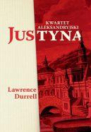 Okładka książki - Justyna. Kwartet aleksandryjski