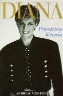 Okładka książki - Diana. Prawdziwa historia