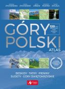 Okładka ksiązki - Góry Polski. Atlas