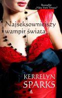 Okładka książki - Najseksowniejszy wampir świata