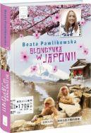 Okładka ksiązki - Blondynka w Japonii
