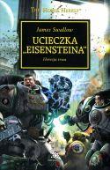 Okładka książki -  Ucieczka Eisensteina. Herezja Horusa