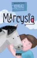 Okładka książki -  Marcysia