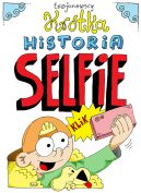 Okładka książki - Krótka historia selfie