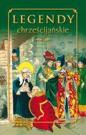 Okładka książki - Legendy chrześcijańskie