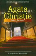 Okładka ksiązki - Hotel Bertram