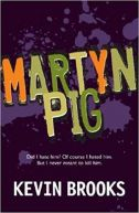 Okładka książki - Martyn Pig