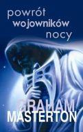 Okładka ksiązki - Powrót wojowników nocy