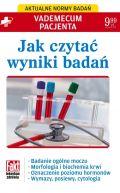Okładka ksiązki - Jak czytać wyniki badań Fakt leksykon zdrowia
