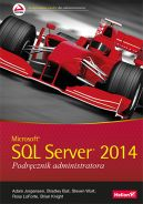 Okładka - Microsoft SQL Server 2014. Podręcznik administratora