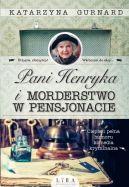 Okładka ksiązki - Pani Henryka i morderstwo w pensjonacie