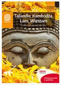 Okładka ksiązki - Tajlandia, Kambodża, Laos, Wietnam. Słodko-pikantne Indochiny. Wydanie 1