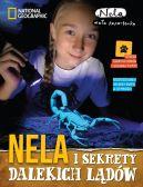Okładka ksiązki - Nela i sekrety dalekich lądów