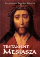 Okładka książki - Testament Mesjasza