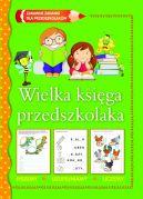 Okładka ksiązki - Wielka księga przedszkolaka