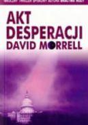 Okładka książki - Akt desperacji
