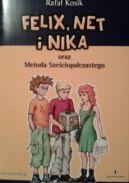 Okładka - Felix, Net i Nika oraz metoda sześciopalczastego