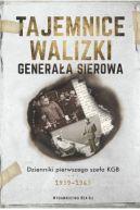 Okładka - Tajemnice walizki generała Sierowa