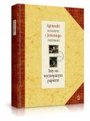 Okładka książki - Agnieszki Osieckiej i Jeremiego Przybory listy na wyczerpanym papierze