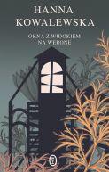 Okładka książki - Okna z widokiem na Weronę