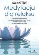 Okładka - Medyatcja dla relaksu