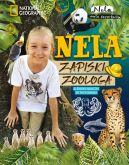 Okładka ksiązki - Nela. Zapiski zoologa