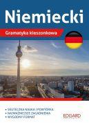 Okładka - Niemiecki. Gramatyka kieszonkowa