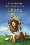 Okładka - Preludium do Diuny (#2). Diuna. Ród Harkonnenów