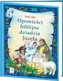 Okładka ksiązki - Opowieści biblijne dziadzia Józefa 3