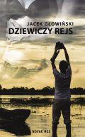 Okładka książki - Dziewiczy rejs