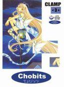 Okładka książki - Chobits tom 3