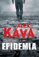 Okładka książki - Epidemia