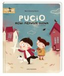 Okładka książki - Pucio mówi pierwsze słowa