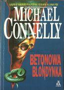 Okładka książki - Betonowa blondynka
