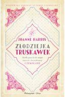 Okładka książki - Złodziejka truskawek