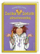Okładka książki - Zuźka D. Zołzik absolwentką