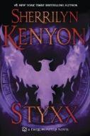Okładka ksiązki - Styxx