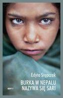Okładka książki - Burka w Nepalu nazywa się sari