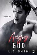 Okładka ksiązki - All Saints High (Tom 3). Angry God. All Saints High. Tom 3