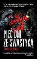 Okładka książki - Pięć dni ze swastyką