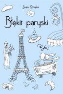 Okładka - Błękit paryski