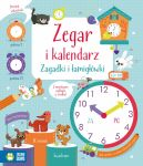 Okładka książki - Zagadki i łamigłówki. Zegar i kalendarz