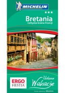 Okładka ksiązki - Bretania. Celtycka kraina Francji. Udane Wakacje. Wydanie 1