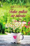 Okładka ksiązki - Taka miłość się zdarza