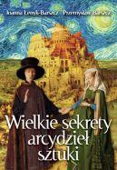 Okładka książki - Wielkie sekrety arcydzieł sztuki