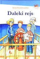 Okładka ksiązki - Daleki rejs