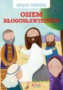 Okładka książki - Osiem błogosławieństw